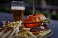 The Barn Burger.